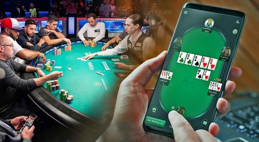 онлайн покер на деньги сайты